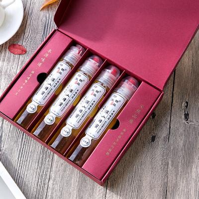 印象赣品 野生蜂蜜新鲜百花蜜4支礼盒装 券后29.9元