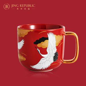 共禾京品 恭王府联名中国风马克杯 29.9元包邮 重回历史低价 ¥60