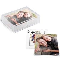 $7.50(原价$25.00)Walgreens 创意个性定制扑克牌 带透明盒子