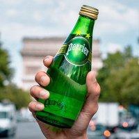 $13.49 一瓶仅$0.56 Perrier 天然气泡矿泉水 500ml 24瓶