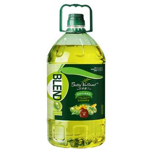 爆款返场 贝蒂薇兰橄榄油食用油5L 券后¥58