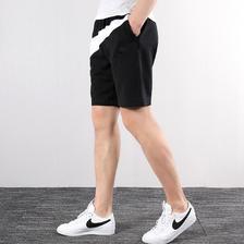 NIKE耐克男裤2019夏季新款大LOGO短裤跑步训练五分裤AR3162-010 243元