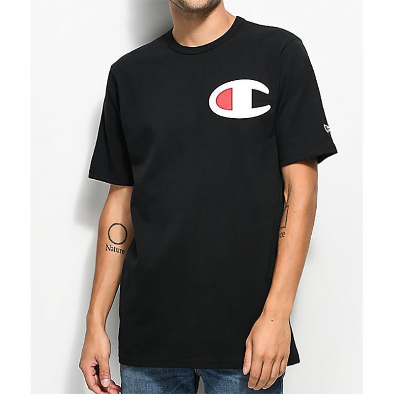 限尺码、考拉海购黑卡会员: Champion GT19 男款短袖T恤 *2件 106.87元(合53元/件)