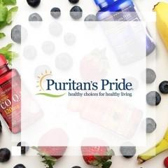 Puritan's Pride 普丽普莱:全场自营保健产品