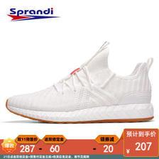 英国 斯潘迪 19新品 一体飞织鞋面 男潮流风休闲运动鞋 207元双11预售到手价