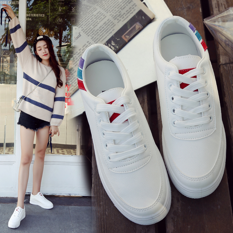 ¥39.9 大道行小白鞋女运动鞋