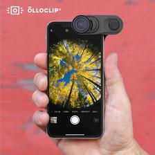Olloclip 苹果手机镜头iPhone XS/Max广角微距鱼眼高清摄影单反 658元