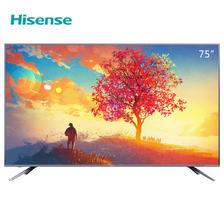 ¥6499 Hisense 海信 HZ75E5A 75英寸 4K 液晶电视