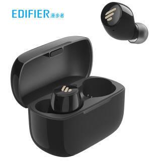 EDIFIER 漫步者 TWS1 真无线蓝牙耳机+竞音者 M3智能运动手环 167元