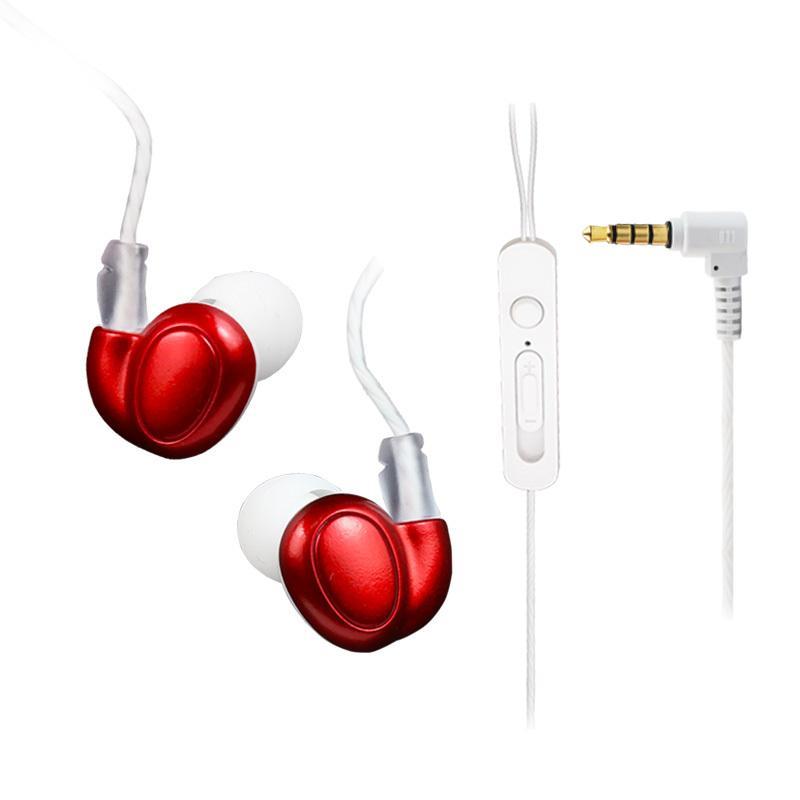 ¥5.8 耳机入耳式低音炮重低音通用