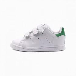 唯品会 Adidas 阿迪达斯三叶草 儿童休闲鞋 绿尾 249元包邮