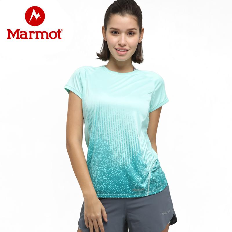 土拨鼠(Marmot) S49670 女式T恤 159元