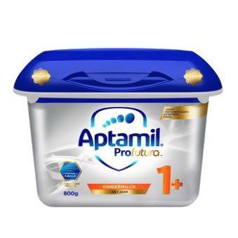21点开始: Aptamil 爱他美 白金版 婴儿奶粉 1+段 80 414.5元包邮