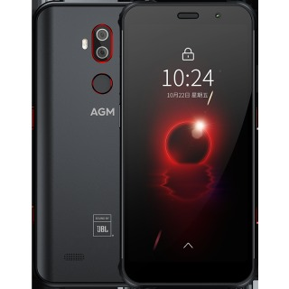 AGM X3 Turbo 全网通智能手机 8GB 128GB 3788元