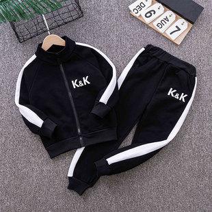 李现同款运动套装儿童KK战队服 券后¥47