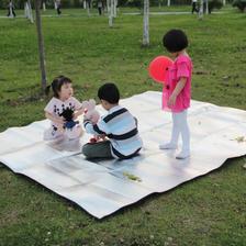 防潮垫户外防水防潮野餐垫草地垫子单人双人多人春游户外垫铝膜垫 8.5元