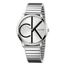 折合367.43元 CALVIN KLEIN Minimal K3M211Z6 男士腕表