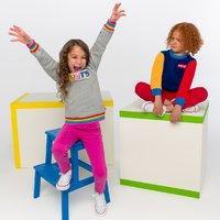 6折 Levi's Crayola 系列儿童服饰特卖 彩色才是宝宝的世界