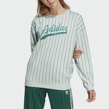 折合192.94元 adidas Sweatshirt 女士卫衣