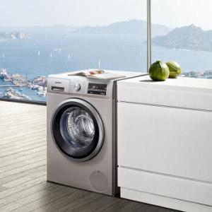 有券的上: SIEMENS 西门子 XQG100-WM12P2692W 滚筒洗衣机 10KG 3199元包邮(需用券)