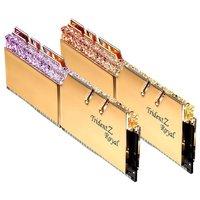 $169.99 绝版B-Die皇家鸡G.SKILL Trident Z Royal 16GB (2 x 8GB) DDR4 3600 C16 套装