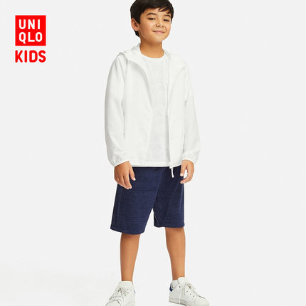 UNIQLO 优衣库 儿童 DRY-EX短裤 59元