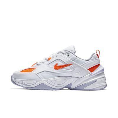 折合453.6元 NIKE M2K TEKNO白橘夏款老爹鞋