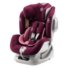 宝贝第一(Babyfirst) 汽车儿童安全座椅灵犀 ISOFIX接口 0-4-6岁正反向安装好
