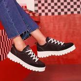 19日0点:SKECHERS 斯凯奇 L419W177 女子厚底松糕鞋帆布鞋 315元(前100件) ¥315