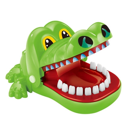 魔域 咬手指整蛊玩具 鳄鱼 7.8元包邮