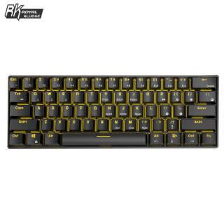 RK 61键 有线/无线机械键盘 149元