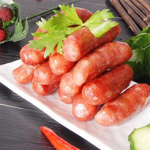 喜力虎 火山石地道肠 3斤 纯肉无淀粉 49.9元包邮 平常69.9元