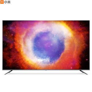 75英寸的4K+HDR屏!小米电视4S L75M5-4S 75英寸4K液晶电视