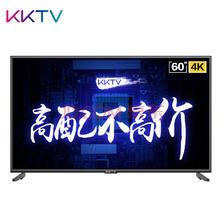 ¥1999 KKTV K5 康佳 60英寸 U60K5 1GB+8GB HDR 4K超高清 人工智能 语音 网络液晶平板