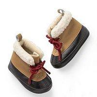 $9.6/双 + 两倍积分 Carter's官网 婴儿软底鞋、保暖靴热卖