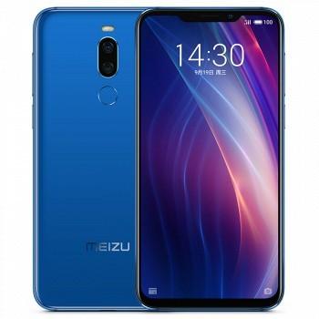 京东商城 新低价: MEIZU 魅族 X8 智能手机 幻蓝 4GB+64GB 939元包邮(需用券)