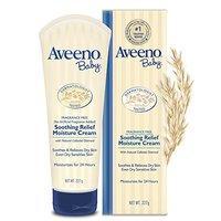 $6.62 Aveeno 婴儿保湿燕麦润肤乳 8盎司