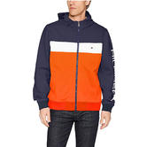Tommy Hilfiger Retro Colorblocked 男夹克 $38.23(到手约¥360)