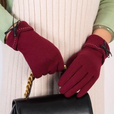 速抢 保暖加绒触屏手套男女 8.9元