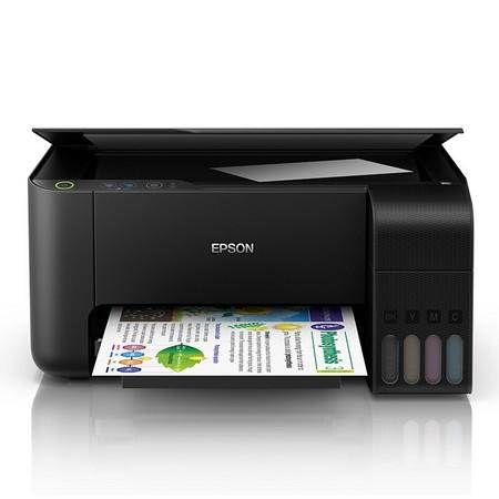 26日0点:EPSON 爱普生 L3108 彩色墨仓式打印一体机 799元包邮 ¥799
