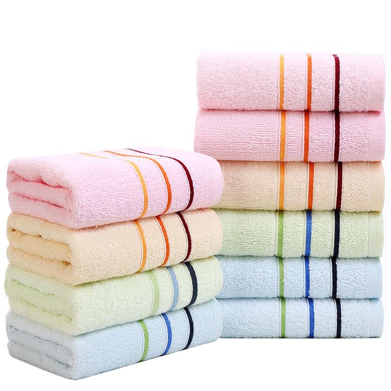 洁丽雅 纯棉毛巾 10条装  券后49.9元