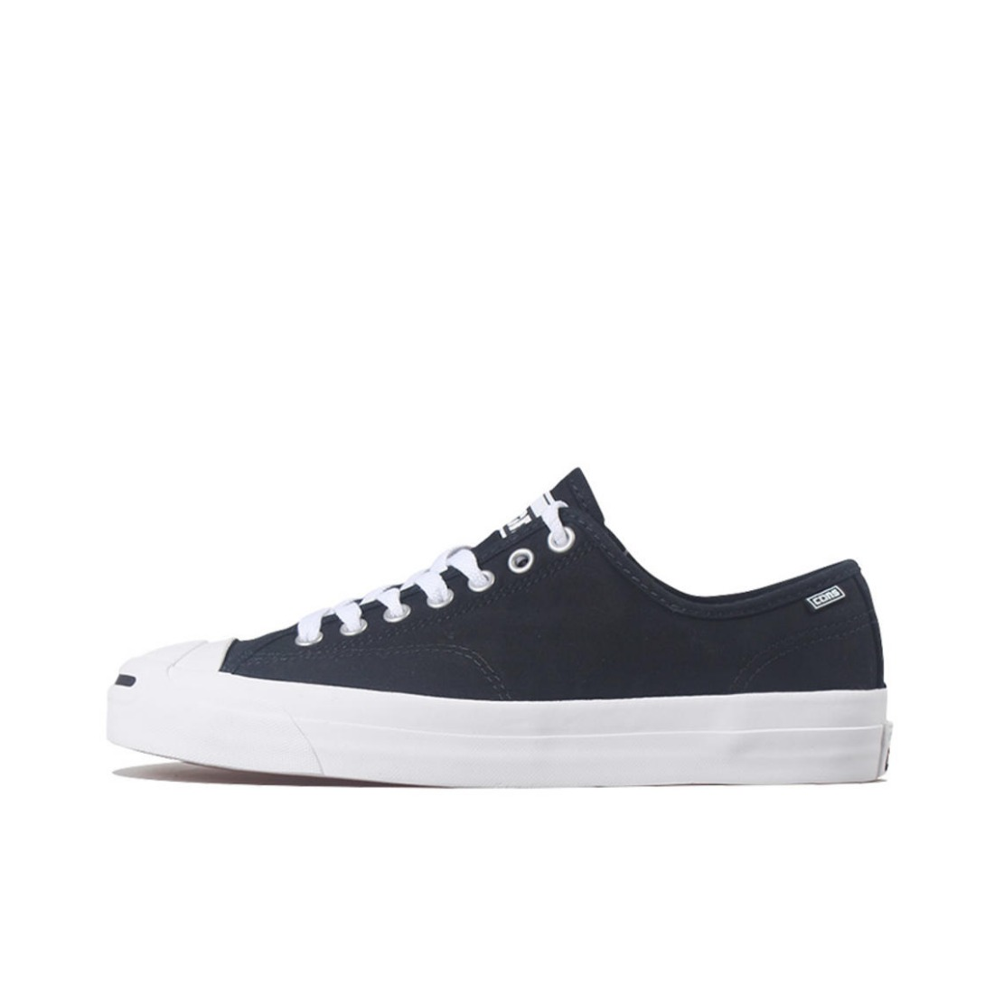 Converse Jack Purcell 黑白帆布 领券满减20