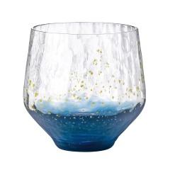 新低价!【中亚Prime会员】东洋佐佐木 八千代星空金箔玻璃杯 260ml