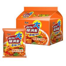 ¥7.9 福满多 牛肉泡面五连包