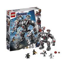 考拉海购黑卡会员: LEGO 乐高 76124 战争机器重武装机甲 229.44元包邮包税