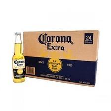 唯品会 Corona 科罗娜 精酿黄啤酒 330ml*24瓶 99元包邮(约4.1元/瓶)