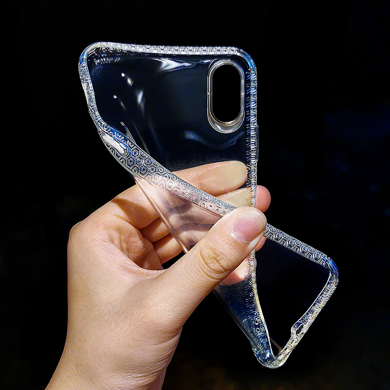 ¥2.8 苹果8plus手机壳软壳透明