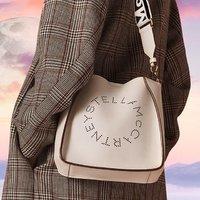 无门槛7折 星星厚底鞋$400+ Anya Hindmarch & Stella McCartney 上新热卖,收经典链条