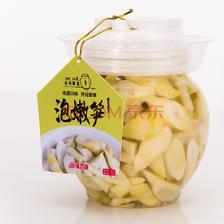 民福齐食 四川泡菜 泡嫩笋 500g 19.9元,可低至4.95元