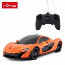 苏宁易购 限地区、多款好价:Rastar 星辉 1:24 迈凯伦遥控车75200 橙色 49元包